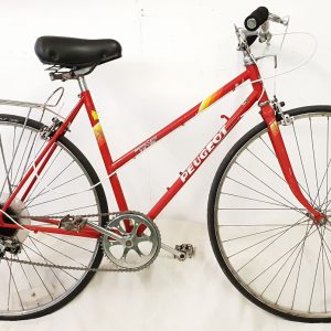 Peugeot Ladies Retro Bike