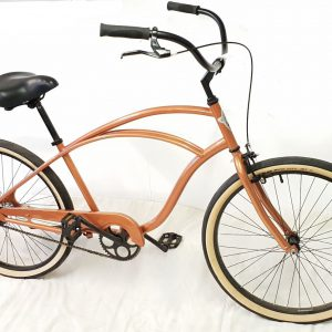 beach cruiser bike at CERA Cycloan stockport