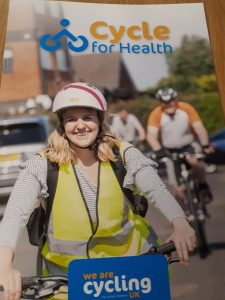 Cycle for health supported by CERA Cycloan