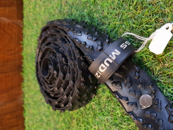 Upcycled MTB Tyre Belt