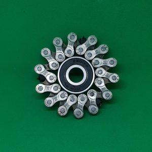Upcycled Fidget Spinner