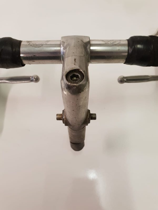 Pre Loved Handle bars with brake levers