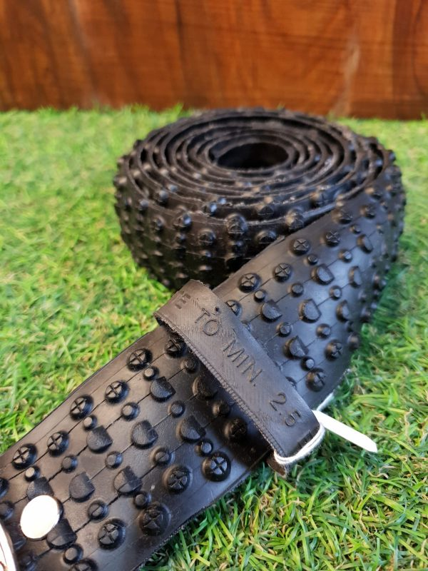 MTB Tyre Belt Upcycled