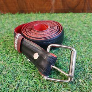 Upcycled Road Bike tyre belt