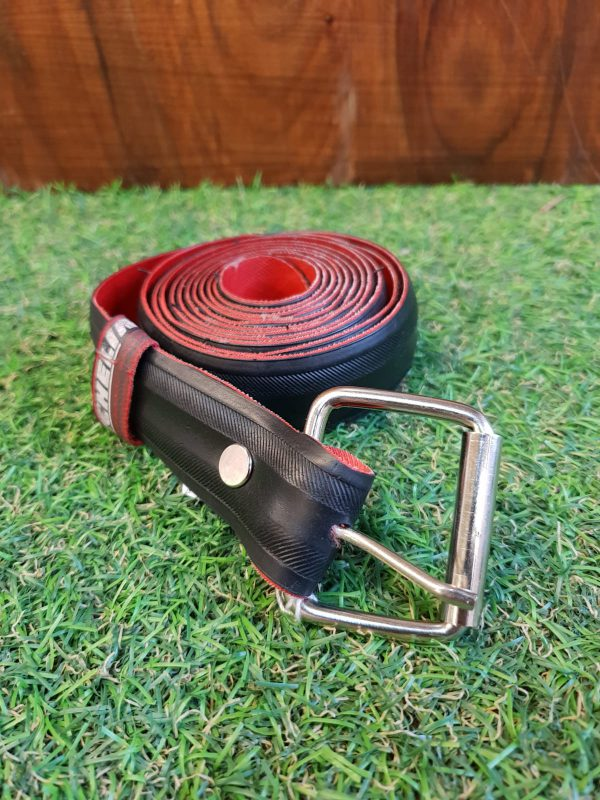 Upcycled Road Bike tyre belt
