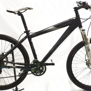 image of the refurbished Specialized mountain bike