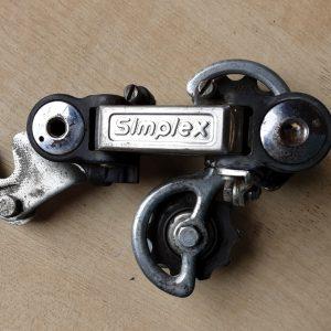 Simplex rear mech
