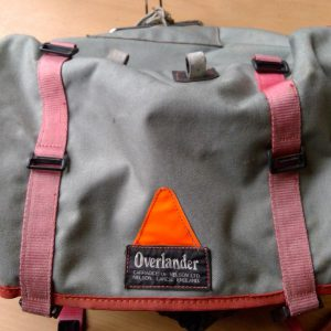 Carradice Overlander saddlebag