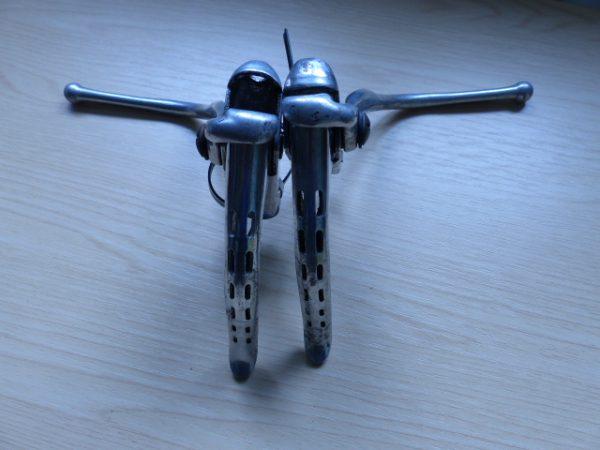 Vintage Weinmann touring brake lever set