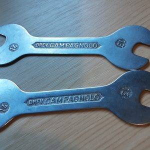 Brevet Campagnolo 13/14mm cone spanner set