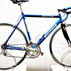 Image of the refurbished Stelvio Italian Road Bike for sale