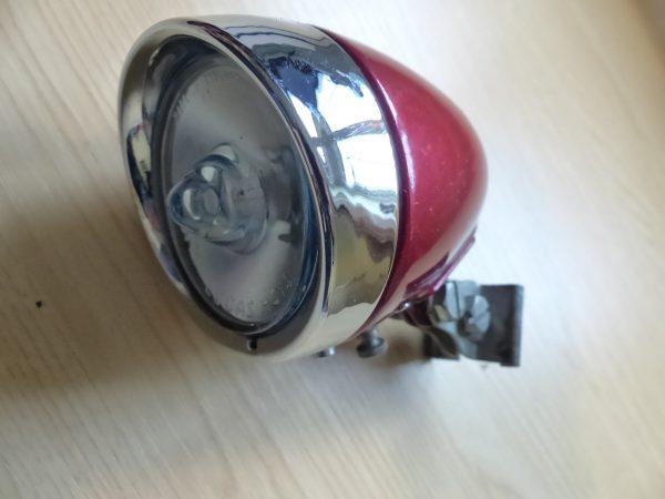 Vintage Lucas HC-13 dynamo front light