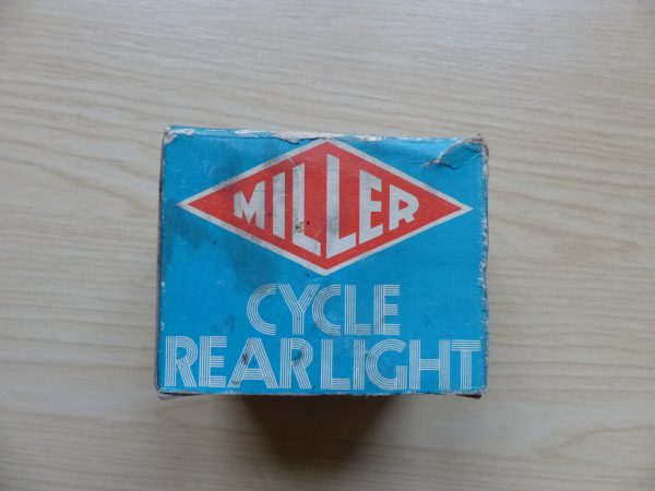 Miller rear dynamo light
