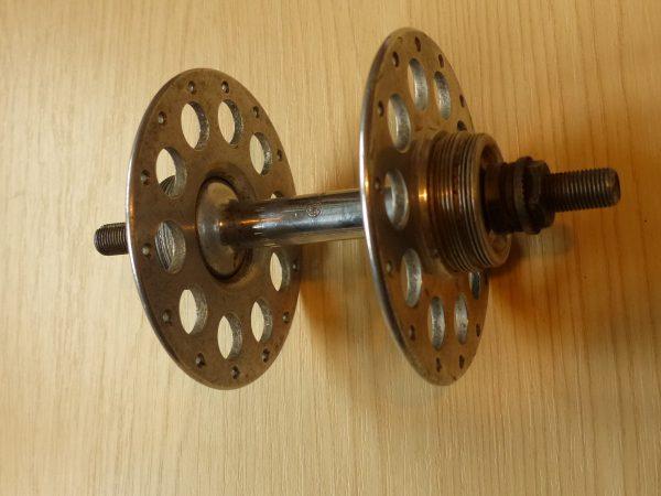 Vintage Airlight large flange flip-flop rear wheel hub