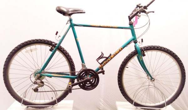 Image of the refurbished Raleigh Inferno for sale