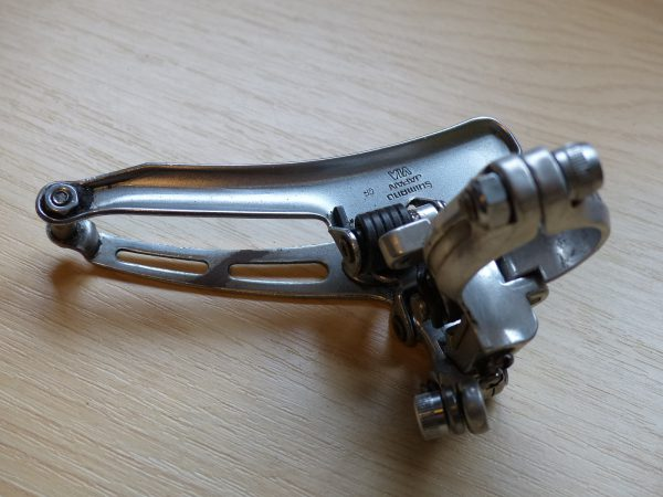 Shimano 600 double front derailleur