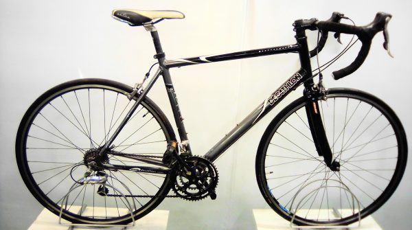 image of the refurbished Decathlon Performance 7.4 Road Bike for sale