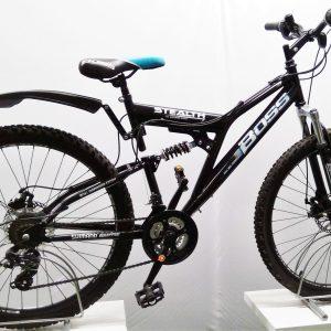 Image of the refurbished Boss Stealth Mountain Bike