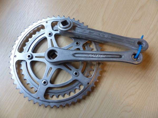 Raleigh chainset