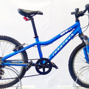 Image of the refurbished Ridgeback MX20