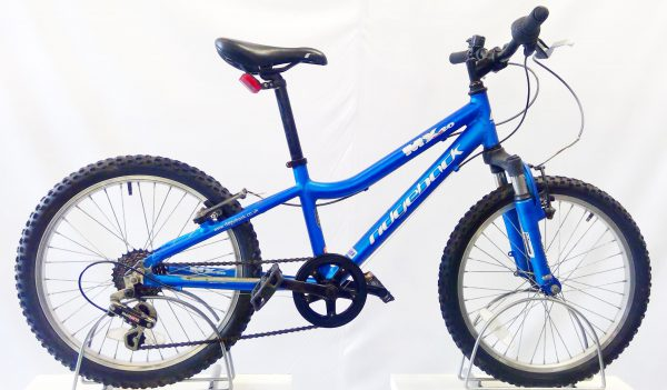 Image of the refurbished Ridgeback MX20