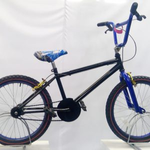 Image of the refurbished BMX bike