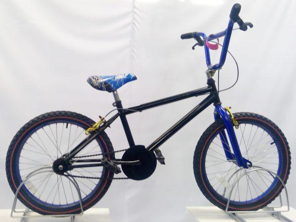 Image of the refurbished BMX bike
