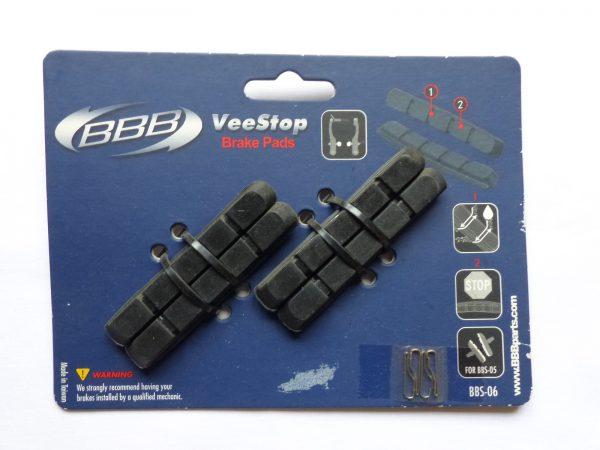 BBB VeeStop brake pads