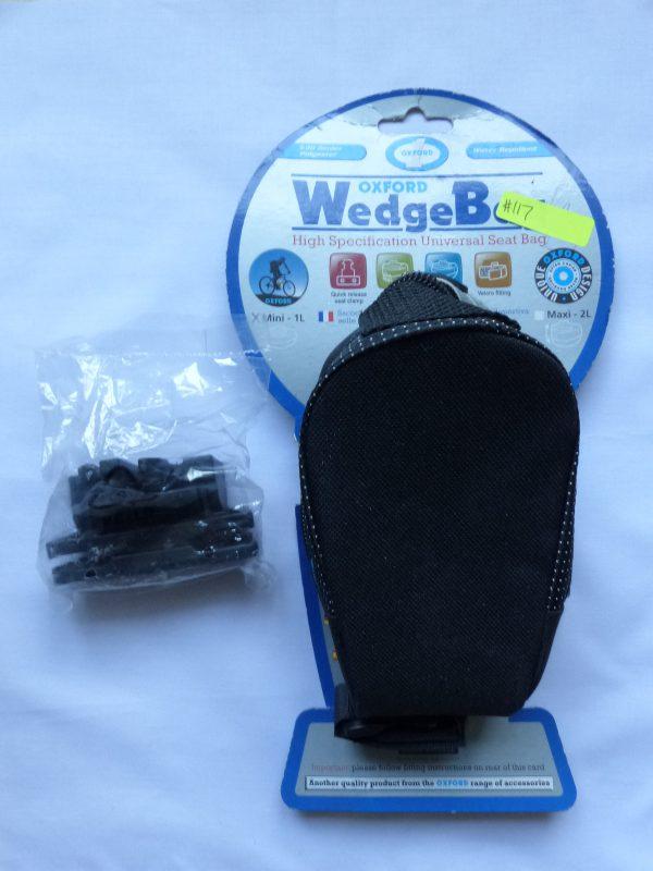 Oxford mini wedge bag