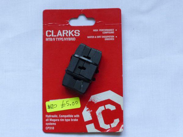 Clarks CP310 Magura brake pads