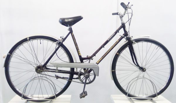 Image of the refurbished Puch Elegance