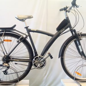 Image of the Refurbished B'Twin Daily 5 Hybrid Bike for sale