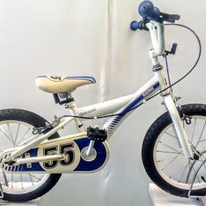 Image of the Refurbished Racing 55 Child's Bike for sale