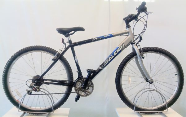 Image of the Refurbished Raleigh Explore for sale