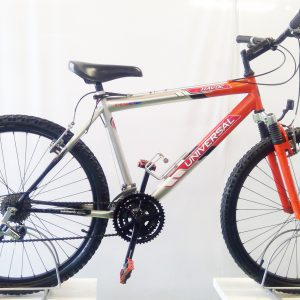Image of the refurbished Universal Havoc Mountain Bike