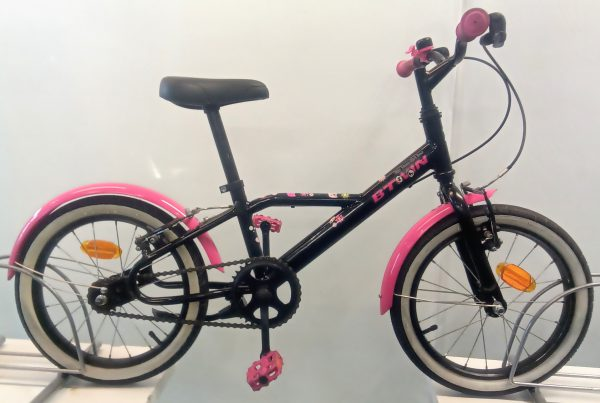 Image of the Refurbished B'Twin Spy Hero Girl 500 bike
