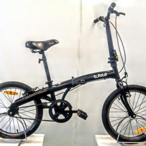 Image of the Refurbished b.fold Folding Bike for sale