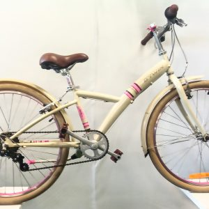 Image of the Refurbished B'twin Poply Child's Hybrid Bike for sale