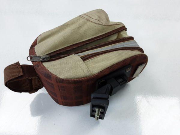 Moray expanding seatpack