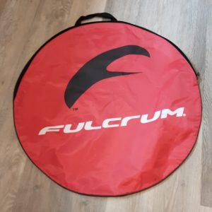 Fulcrum unpadded single road bike wheel bag