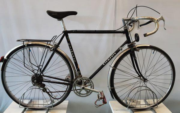 Clements 531c steel Road bike