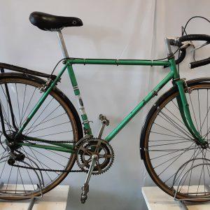Viking retro steel road bike
