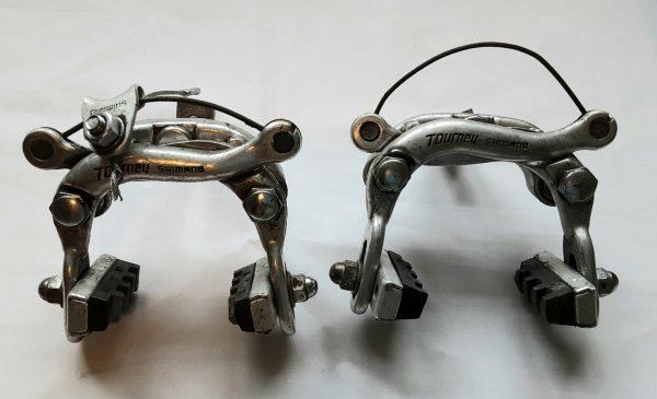 Vintage Shimano Tourney centre pull brakes