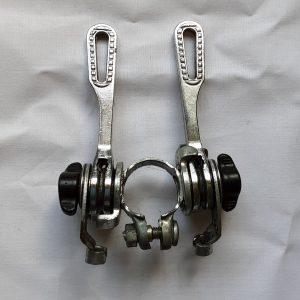 Vintage Sachs-Huret stem mounted gear levers