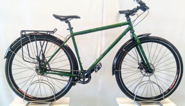 Image of the Refurbished Genesis Fortitude Adventure Mountain Bike for sale