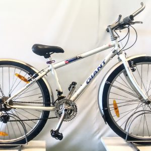 Image of the Refurbished Giant Child's Hybrid Bike for sale