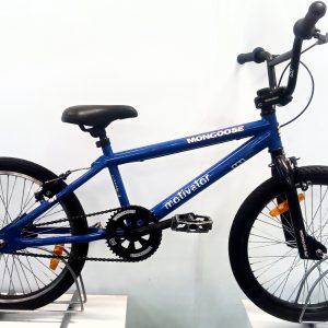 Image of the Refurbished Mongoose Motivator BMX Bike