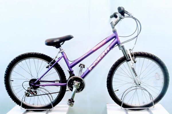 image of the refurbished saxon insight girls bike for sale