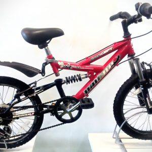 Refurbished Concept Iguana kids bike
