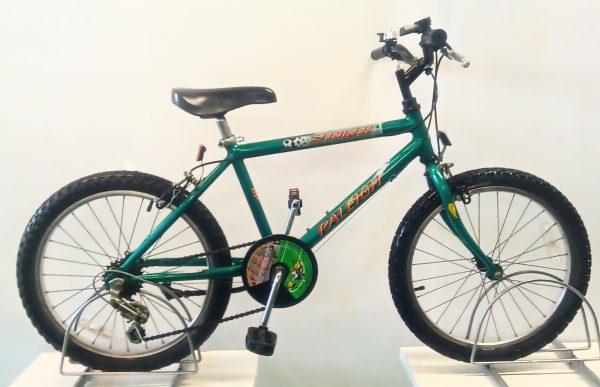 Imag of the Refurbished Raleigh Striker Mountain Bike for sale